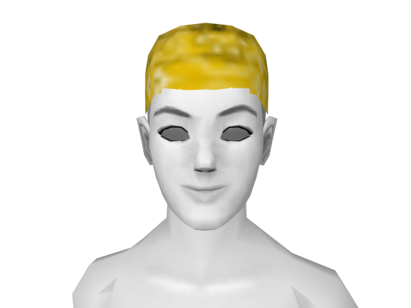 Avatar Yellow Bandana