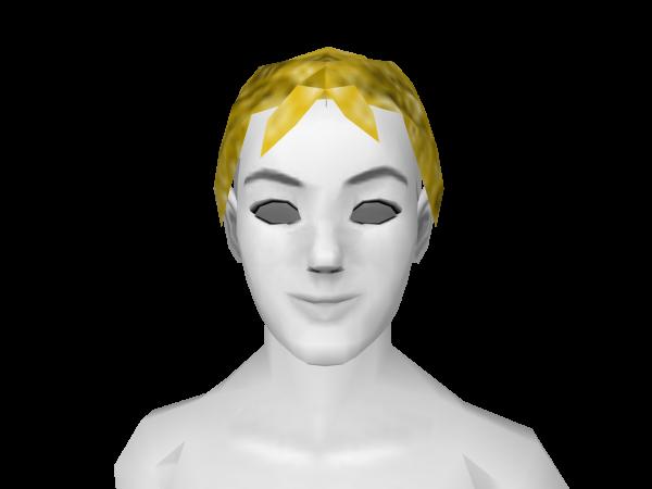 Avatar Yellow Wrap