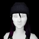 Avatar Beanie Wavy Hair