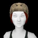 Avatar Beige Luxe Knit Beanie