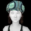 Avatar Aqua Mod Pod Newsboy Hat