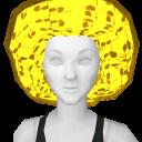 Avatar Blonde Afro