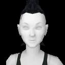 Avatar Black Mohawk
