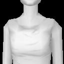Avatar White Mini-Dress