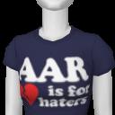 Avatar AAR Hater Tee