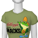 Avatar [Fergie] Junk Food Sugar Smacks Avocado Boy Tee