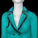 Avatar Aqua Trench Coat