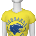 Avatar Yellow Degrassi Panther Tee
