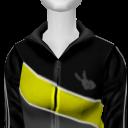 Avatar Yellow Track Jacket