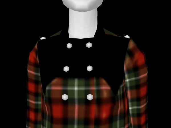 Avatar Xmas Plaid Coat