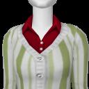 Avatar Xmas Red Green Sweater