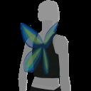 Avatar Blue Fairy Wings