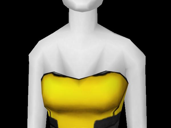 Avatar Yellow BllllESackwear dress