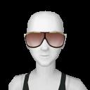 Avatar [Fergie] Tom Ford Farrah TF 10 Sunglasses