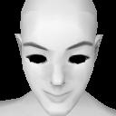Avatar Mannequin Black
