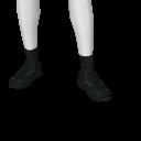 Avatar Black Boots