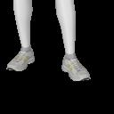 Avatar White Yellow Runners