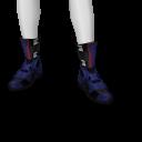 Avatar Bars and Stripes KongMoto Boots