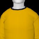 Avatar Yellow Baggy Tee