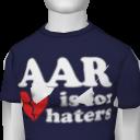 Avatar AAR - Hater Tee