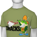 Avatar [Fergie] Junk Food Sugar Smacks Avocado Boy Tee