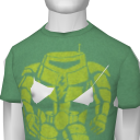 Avatar [Akon] Ames Bros Robot T-Shirt