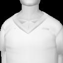 Avatar White Medical Scrubs shirt