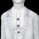 Avatar White Tie Jacket