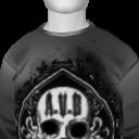 Avatar A.V.B Baggy Skull Crest Tee