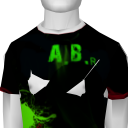 Avatar A.B. Special Edition GREEN Shirt