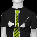 Avatar 8-bit Hero Shirt Lime