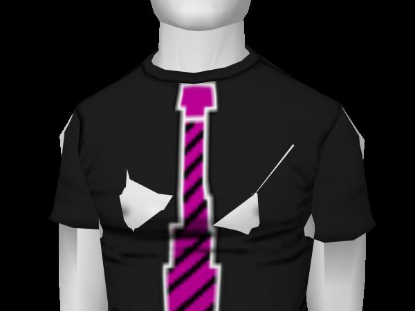 Avatar 8-bit Hero Shirt Pink