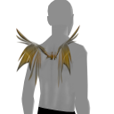 Avatar Gold sky wings