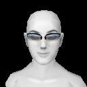Avatar Black Sports Sunglasses