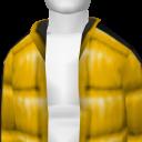 Avatar Yellow Puffy Coat