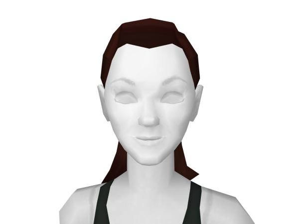 Avatar Ponytail Brown