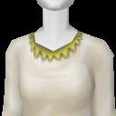 Avatar White Tunic