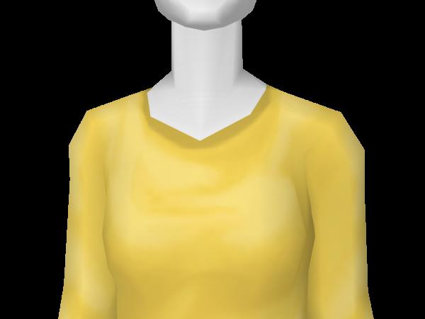 Avatar Yellow Tunic