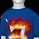 Avatar Atom Bomb Logo Tee