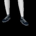 Avatar Black Sneakers