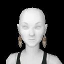 Avatar [Daddy Yankee] Lee Angel Talia Earrings