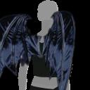 Avatar Vinyl Bat Wings