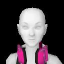 Avatar Candyland headphones