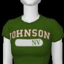 Avatar Army green jersey tee