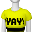 "Avatar ""yay"" t-shirt"