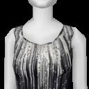 Avatar Amped black cocktail dress