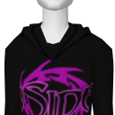 Avatar [rock star] band-style hoodie (female)