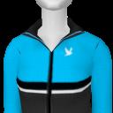 Avatar Airmax blue track jacket