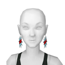 Avatar Blam! earrings