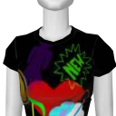 Avatar Crazy colourful top